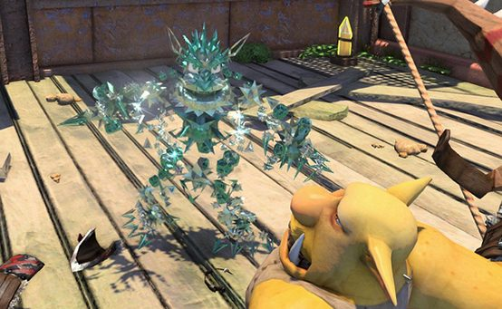 Knack on PS4: Unlockable Characters and Challenge Modes