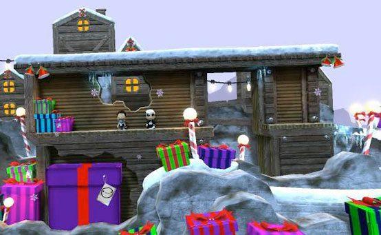 LittleBigPlanet Update: Merry Christmas from LBP!