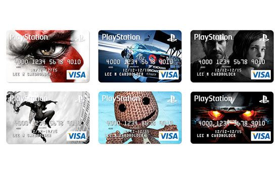 Personalize your PlayStation Card with Images From Your Favorite Games