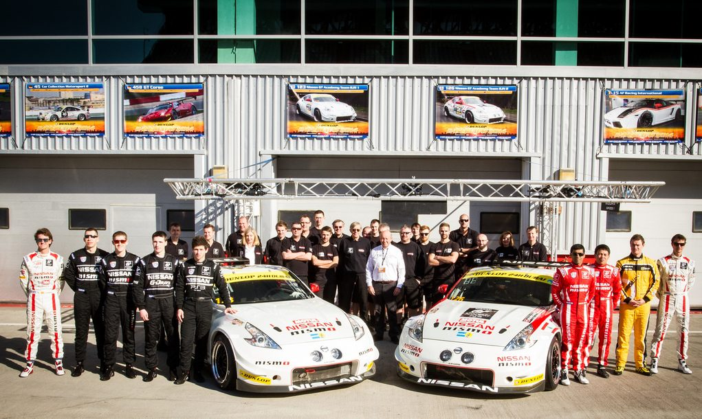 GT Academy at 2014 Dubai 24 hour race (update)