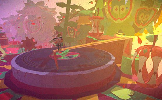 Tearaway Soundtrack Available Today