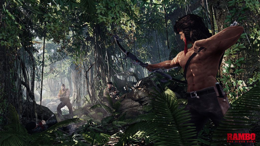 Rambo The Video Game release date confirmed