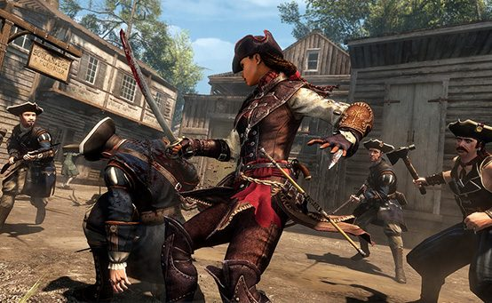 Assassin's Creed Liberation HD Launches Today on PS3
