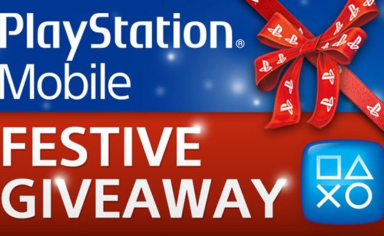 PlayStation Mobile Update: Festive Giveaway Continues