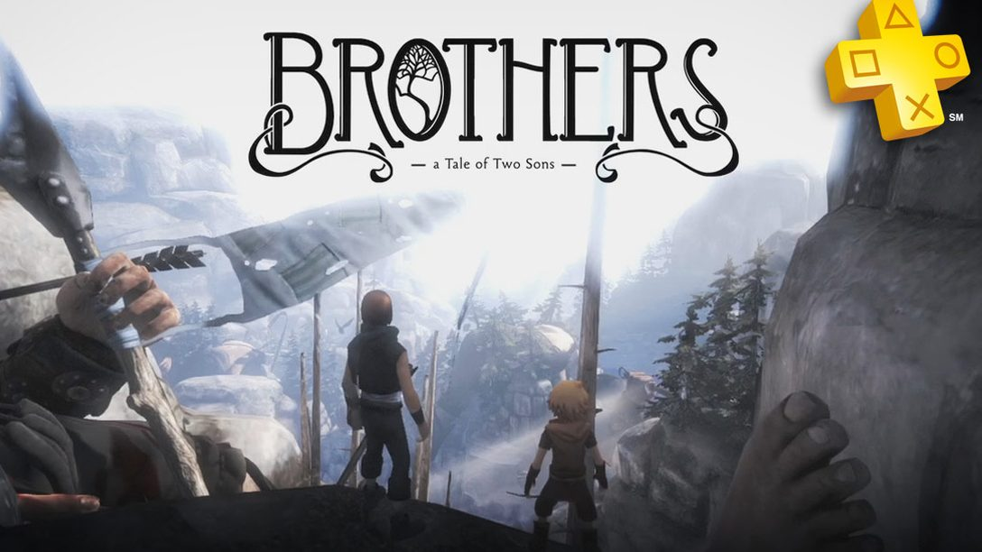 PlayStation Plus: Brothers: A Tale of Two Sons for Members