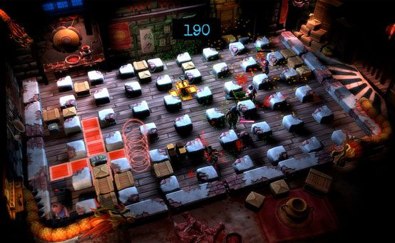 Basement Crawl Blasting onto PS4