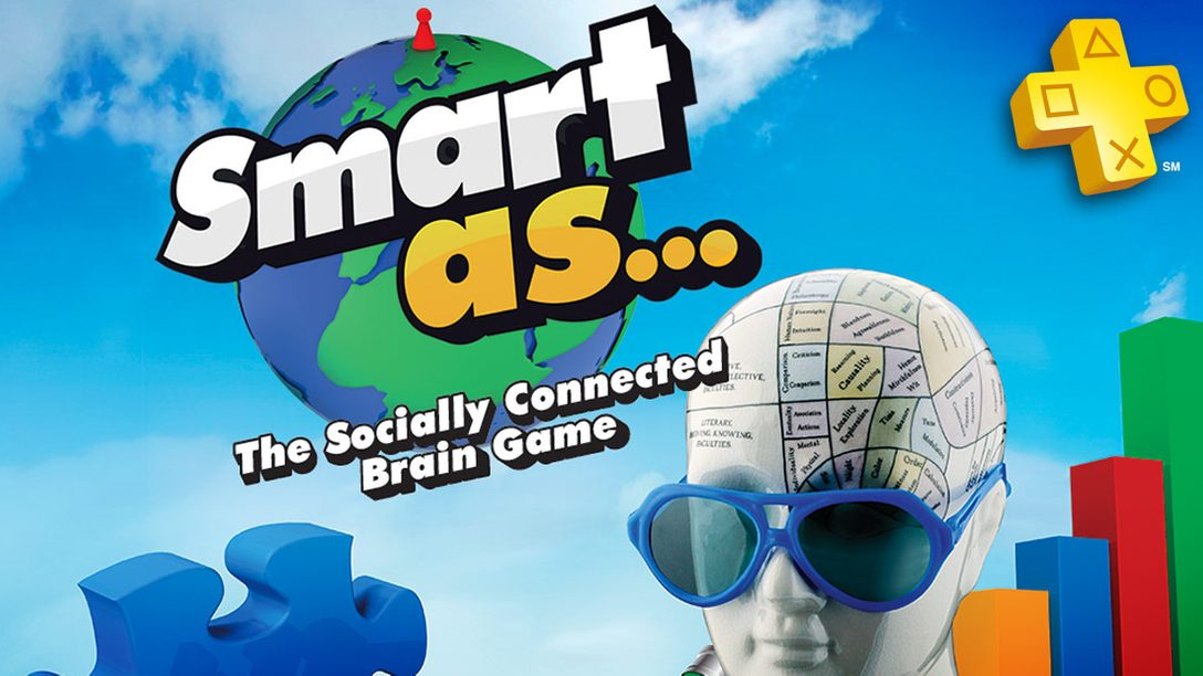 PlayStation Plus: Smart As… Free for Members