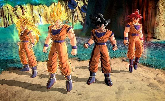 Dragon Ball Z: Battle of Z Launches January 28th on PS3, PS Vita