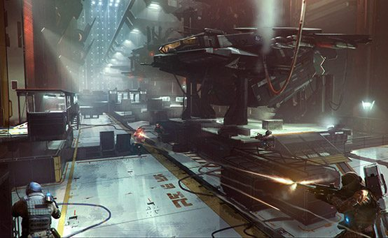 New, Free Killzone Shadow Fall Multiplayer Maps Revealed