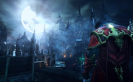 Hands-on with Castlevania: Lords of Shadow 2