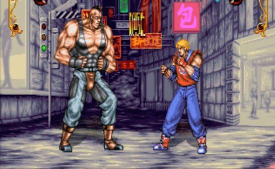 Retro Rush: Double Dragon PSone Import Out Tomorrow