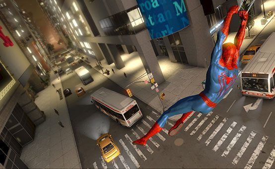 The Amazing Spider-Man 2: Building a Better Playground