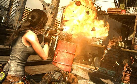 Hands-on with Tomb Raider: Definitive Edition on PS4