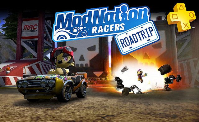PS Plus: ModNation Racers: Road Trip Free for Members