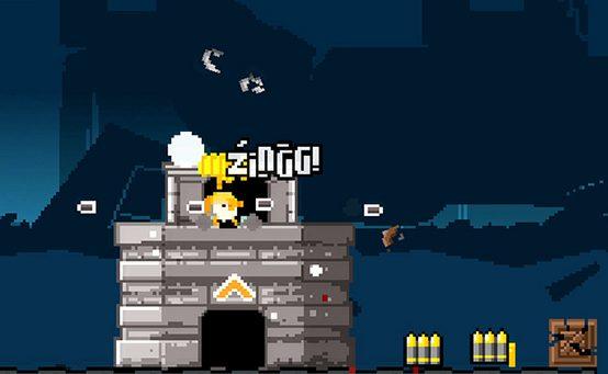 Orangepixel Games Coming to PS Vita, Starting with Gunslugs
