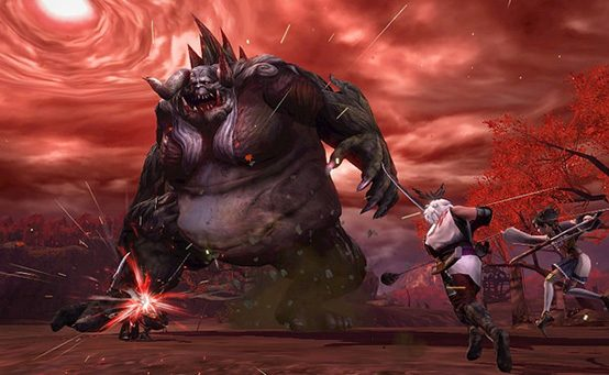 Toukiden: The Age of Demons Out Today on PS Vita