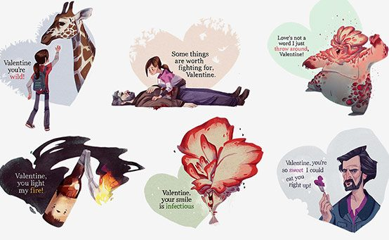 Spread the Love: Naughty Dog Celebrates Valentine's Day 2014