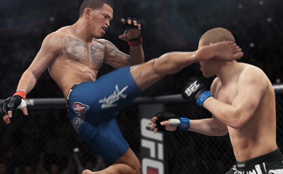 EA Sports UFC: Feeling the Fight on PS4