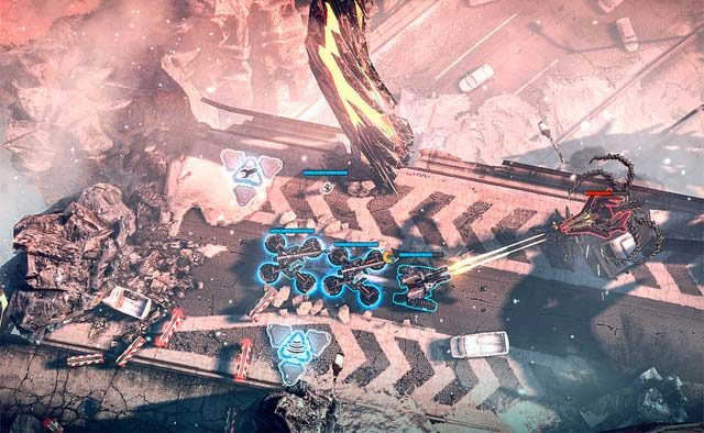 Anomaly 2 Coming Soon: Tower Offense on PS4