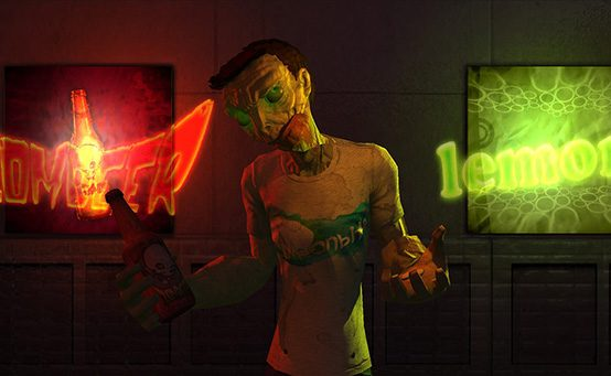 Zombeer Out Today on PS3