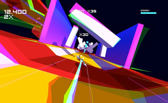 Futuridium EP Deluxe: A Psychedelic New PS Vita Shoot 'em Up