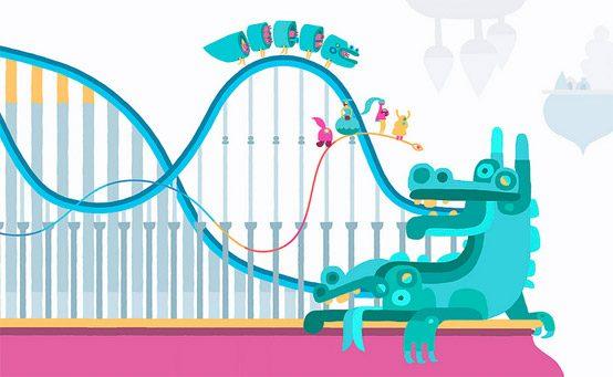 Hohokum: Enter the Fun Fair