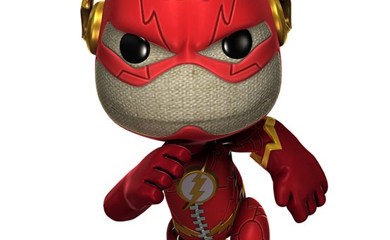LittleBigPlanet Update: DC Comics Costume Pack 4 out this week