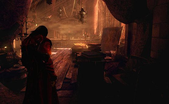 Castlevania: Lords of Shadow 2 Demo Out Today