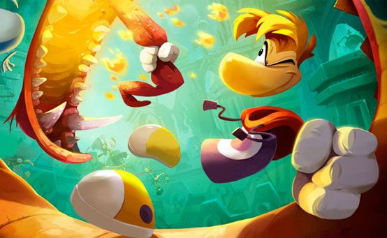 Rayman Legends on PS4: Your Questions Answered