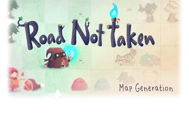 """Road Not Taken: What Does """"Procedurally Generated"""" Mean?"""