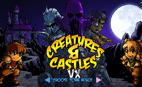 Creatures and Castles Launches on PlayStation Mobile This Week