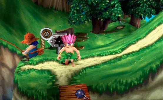 MonkeyPaw Games Retro Rush Week 6: Tomba! 2