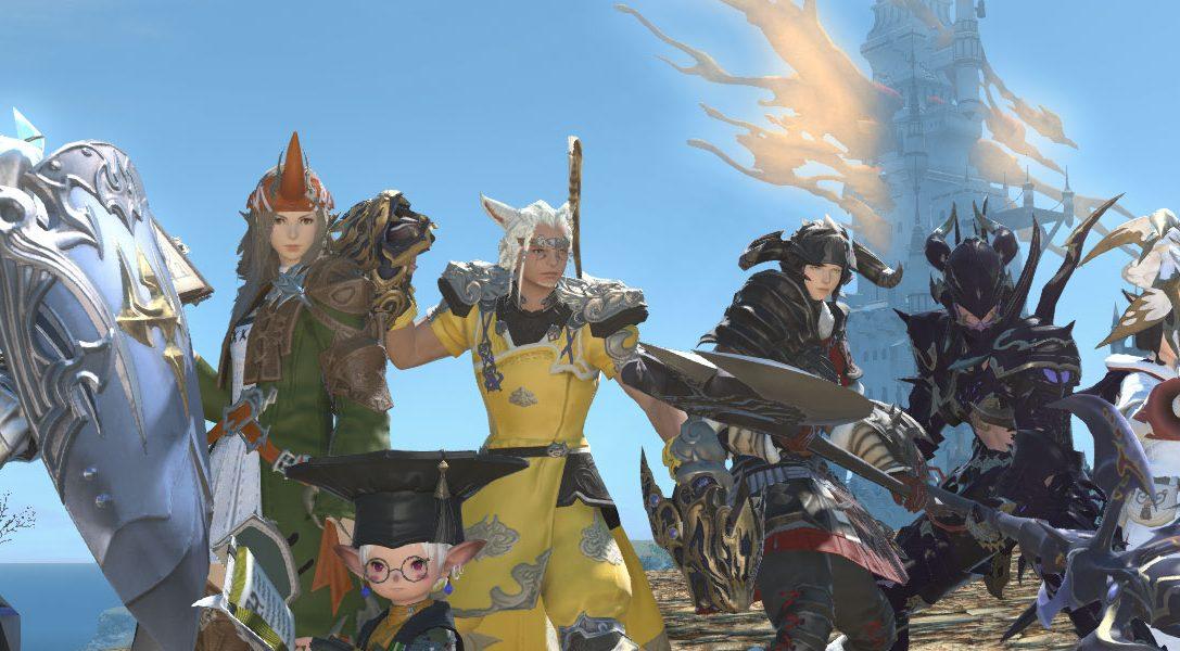 Your expert Final Fantasy XIV: A Realm Reborn PS4 beta guide
