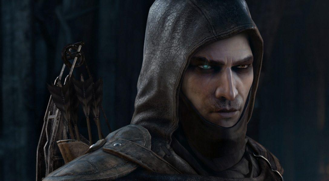 New Thief trailer debuts