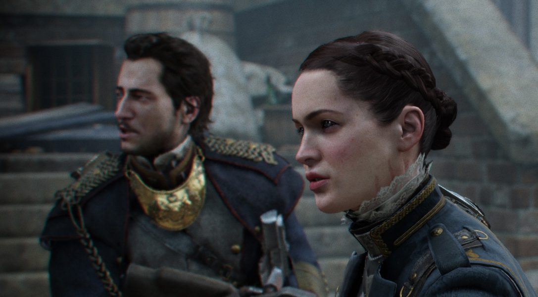 New The Order: 1886 trailer unveiled