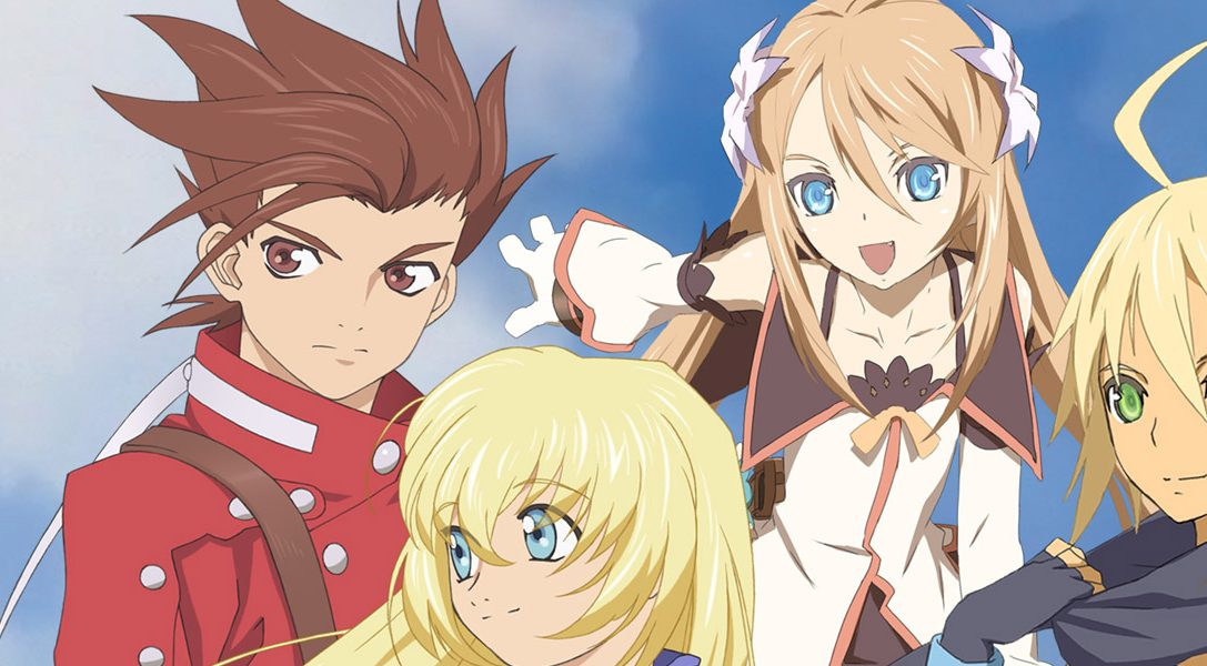Tales of Symphonia Chronicles arrives on PS3 today