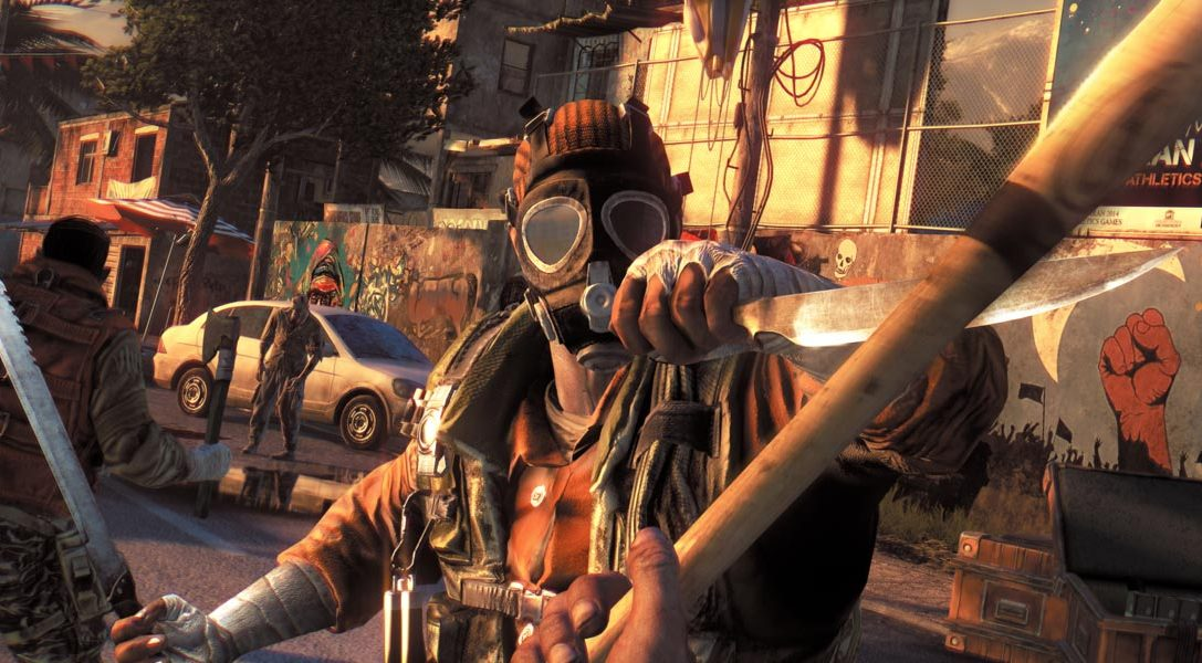 New Dying Light PS4 trailer debuts