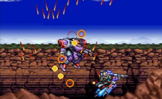 MonkeyPaw Games Retro Rush Week 5: Wolf Fang