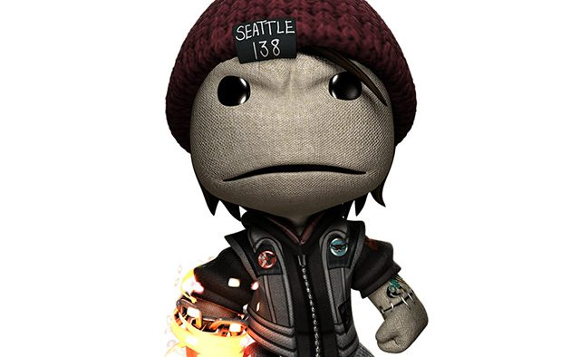 LittleBigPlanet Update: Sackboy becomes inFAMOUS this week!