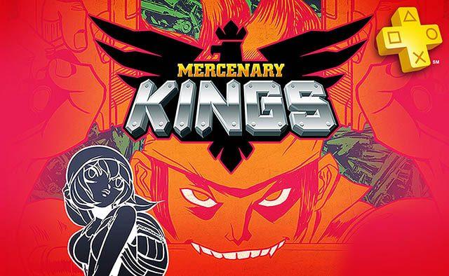 PlayStation Plus: Mercenary Kings, Batman Arkham City Free for Members