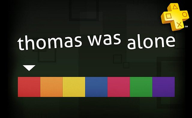 PlayStation Plus: Thomas Was Alone & Unit 13 for Members