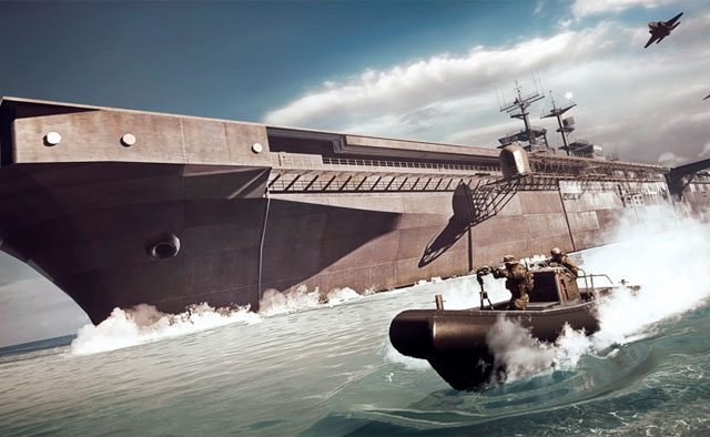 Battlefield 4 Naval Strike Out Today for Premium Members