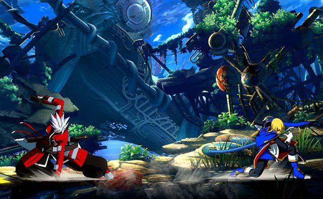 BlazBlue: Chrono Phantasma Out Today on PS3