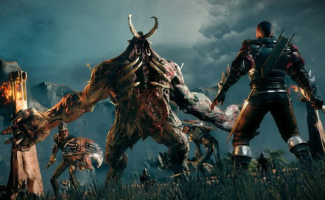 Bound by Flame on PS4: Crafting Items to Survive