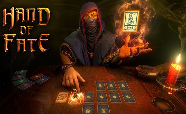 Hand of Fate Coming to PS4, PS Vita