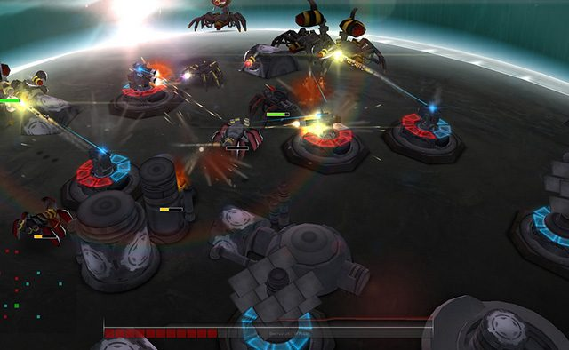 New Screenshots Revealed for Final Horizon on PS4, PS Vita