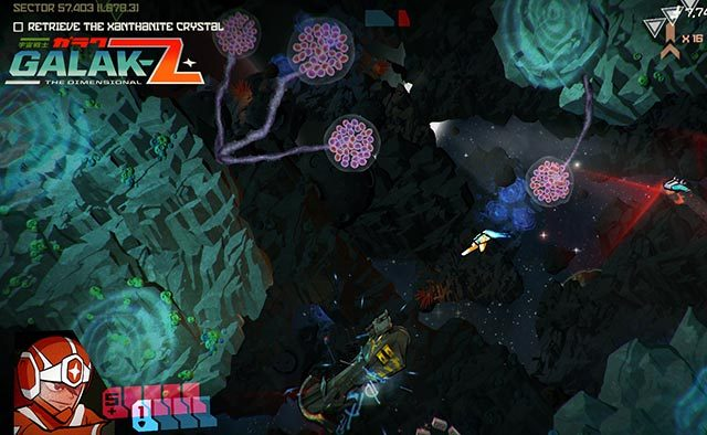 Galak-Z Coming to PS Vita