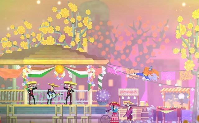 Guacamelee! Super Turbo Championship Edition Coming to PS4