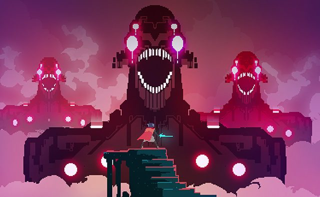 Creating the World of Hyper Light Drifter on PS4 and PS Vita