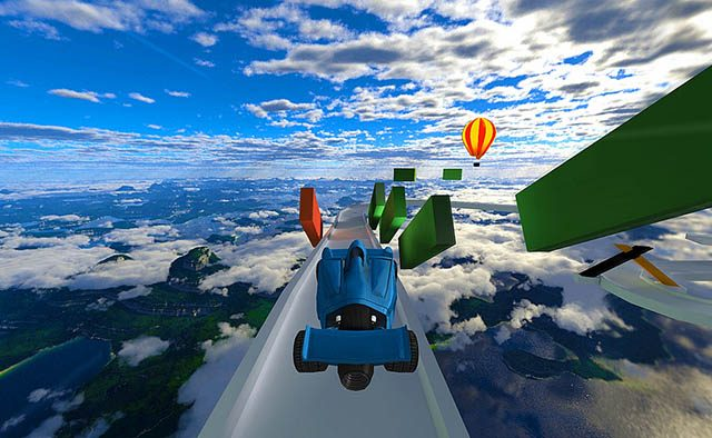 Jet Car Stunts Coming to PS3, PS4, PS Vita
